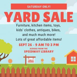 Photo of Family Yard Sale