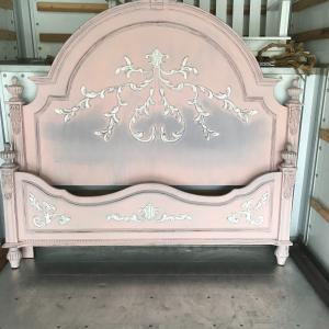 Photo of Antique Bed