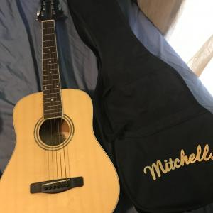 Photo of Child guitar with case