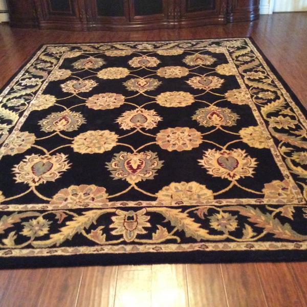 Photo of Area rug and runners