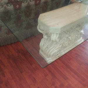 Photo of Glass Table