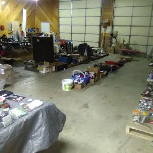 Photo of Home and Work Barn Sale