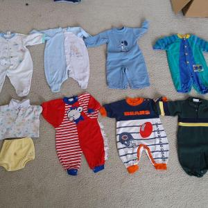 Photo of Home, crafts, baby boy clothes, S. ladies clothes, books and more.