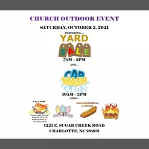 Photo of CHURCH OUTDOOR EVENT