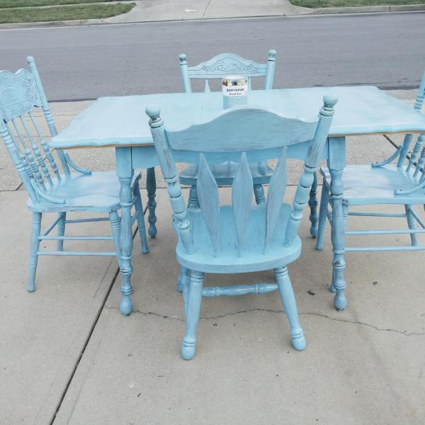 Photo of Antique table