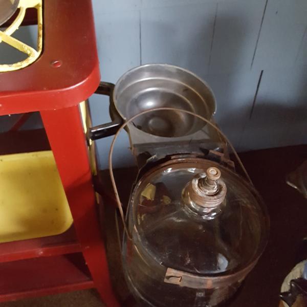 Photo of Antique Metal Stove