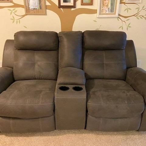 Photo of Sofa and Love Seat