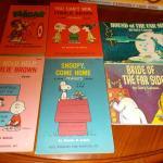 Comic Books: Peanuts, The Far Side, and Hagar