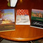 Books on Virginia, Biltmore and Towns