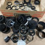 Asst. Lens hoods and rings