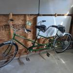 Tandem 1970's  Schwinn bike
