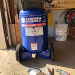Used Air Compressor $300