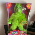 Talking 2000 Grinch Doll