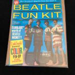 Original 1964 Beatle Fun Kit with Certificate of Authenticity
