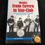 The Beatles From Cavern to Star-Club Book with Bonus EP Record