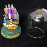 The Beatles Yellow Submarine Limited Edition Franklin Mint Music Dome