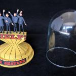 Help! Beatles Limited Edition Franklin Mint Music Dome