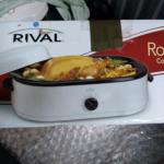Rival turkey Roaster Oven