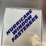 Hurricane plywood fasteners