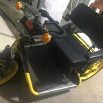 Palmer Towsome trike mobility  scorer