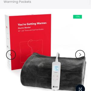 Photo of Electric Blanket by Vremi