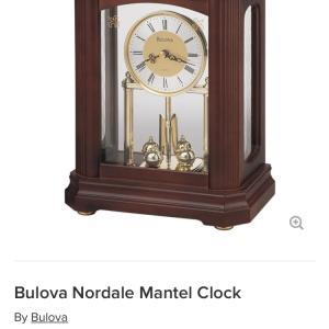 Photo of Bulova Clock