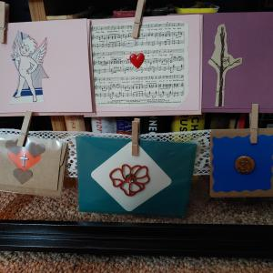 Photo of Hand Crafted Cards
