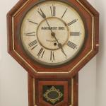 Montgomery Bros Antique Clock  c. 1848