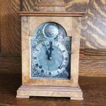 Antique Tempus Fugit Mantel Clock