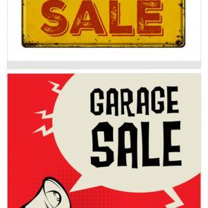 Photo of Huge Garage Sale