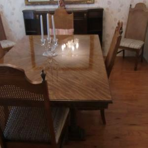 Photo of Dining Table and Chairs Set