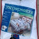 Child's Quilt, Brand New