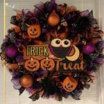 Fall/Halloween Wreaths