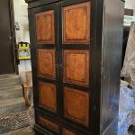 Farm house armoire
