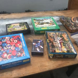 Photo of Puzzles