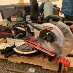 Craftsman 10 inch Sliding compound miter saw