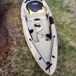 Sun Dolphon Fishing Kayak.