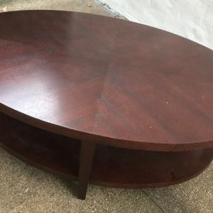 Photo of Coffee Table - Crate & Barrel