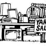 Garage sale / estate sale