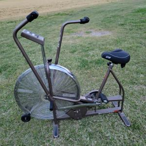Photo of SCHWINN AIR-DYNE Stationary Exercise Bike