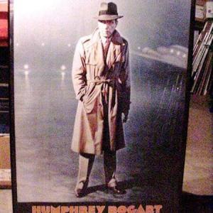 Photo of Humphrey Bogart Framed Poster