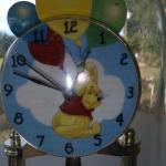 Winne the pooh clock