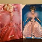 1996 Barbie Pink Ice FIRST IN SERIES LIMITED EDITION #15141  NRFB