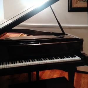 Photo of Wurlitzer Baby Grand Player Piano
