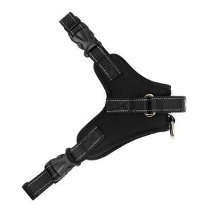 Photo of Dog no-pull vest harness black