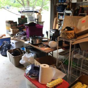 Photo of Huge yard sale
