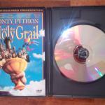 Monty Python Holy Grail DVD slightly used