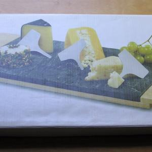 Photo of Large Cheeseboard with Cheese Markers