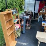 Garage sale  Oct 8 and 9