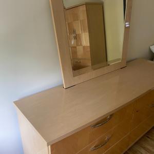 Photo of Italian wood bedroom 4 piece bedroom set
